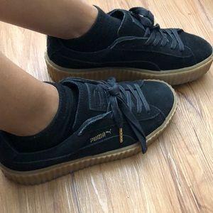 Fenty Platform Sneakers